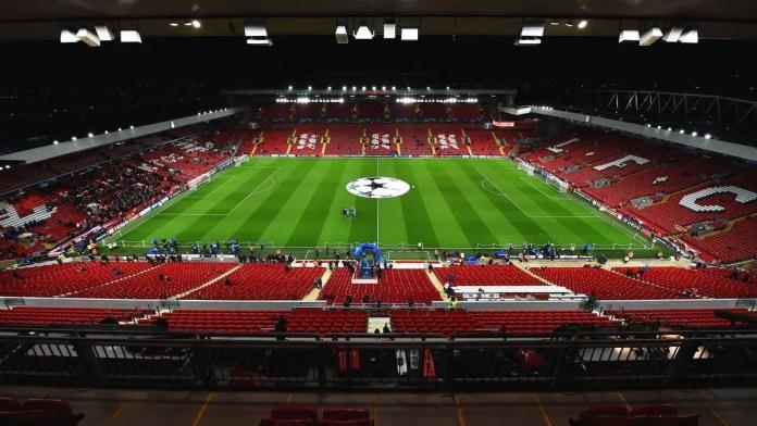 Liverpool vs Porto Stream