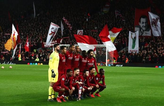 Liverpool vs Barcelona