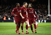 Fulham vs Liverpool Highlights