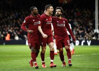 Fulham vs Liverpool Highlights
