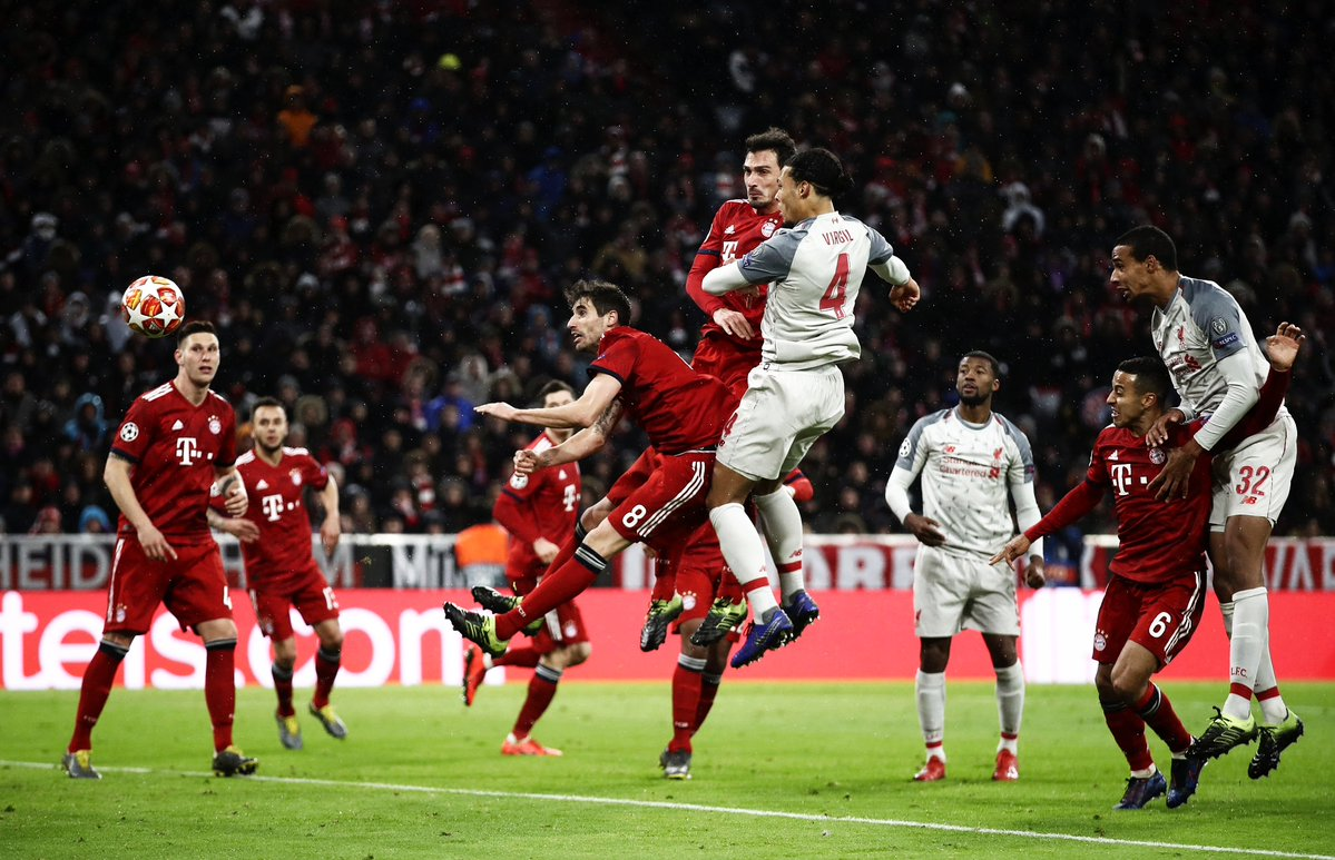 Bayern 1-3 Liverpool – As it happened & reaction