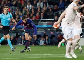 Barcelona vs Man United Highlights