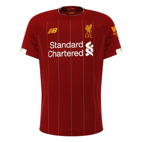 Liverpool Home Kit 2019/20