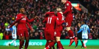 Liverpool vs Huddersfield Highlights