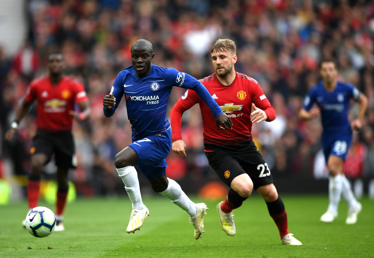 Man United 1-1 Chelsea – Highlights and Goals (Video)