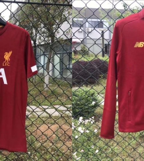 21b8a640de5 Liverpool FC's 2019/20 training kit by New Balance the latest to be ...