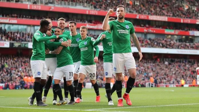 Arsenal vs Brighton Highlights