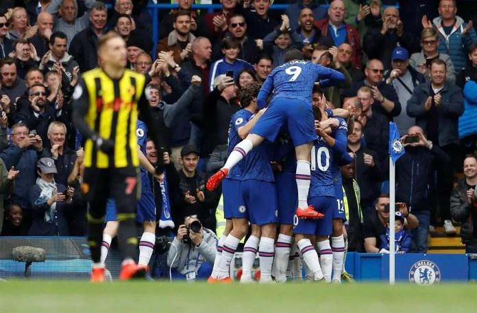 Chelsea vs Watford Highlights