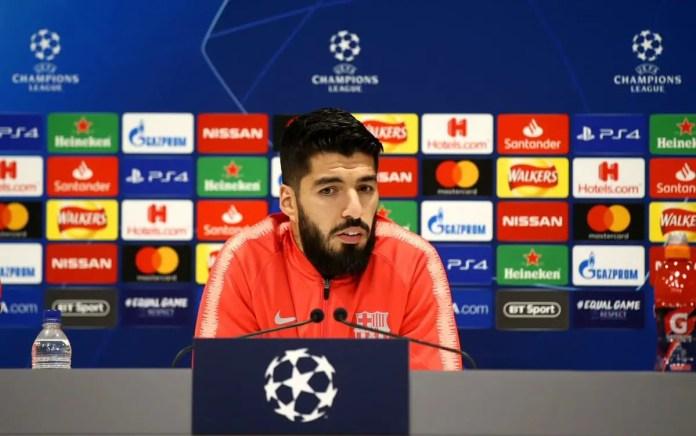 Luis Suarez - Liverpool vs Barcelona