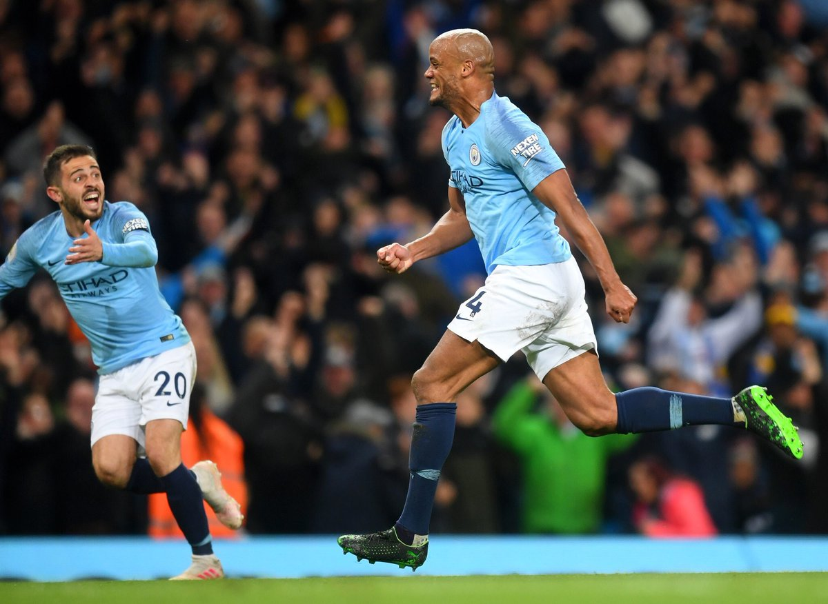 Man City 1-0 Leicester City – Highlights (Video)