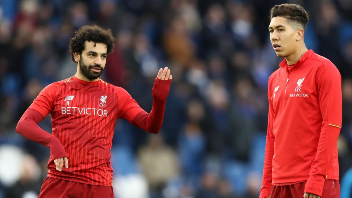 Mohamed Salah and Roberto Firmino ruled out of Champions League clash vs Barcelona