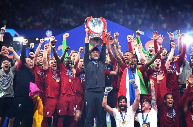 Tottenham vs Liverpool Photos