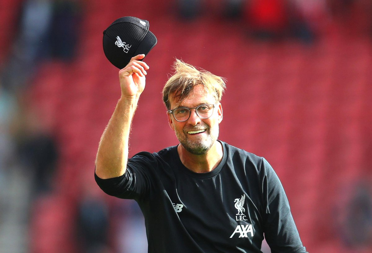 Jurgen Klopp delivers his verdict on Liverpool's hard-fought victory over Southampton