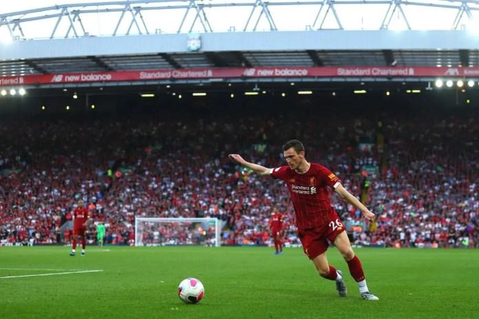Liverpool Match