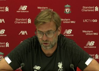 Jurgen Klopp Press Conference