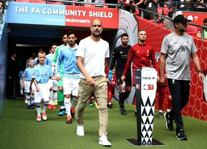 Liverpool vs Man City Highlights