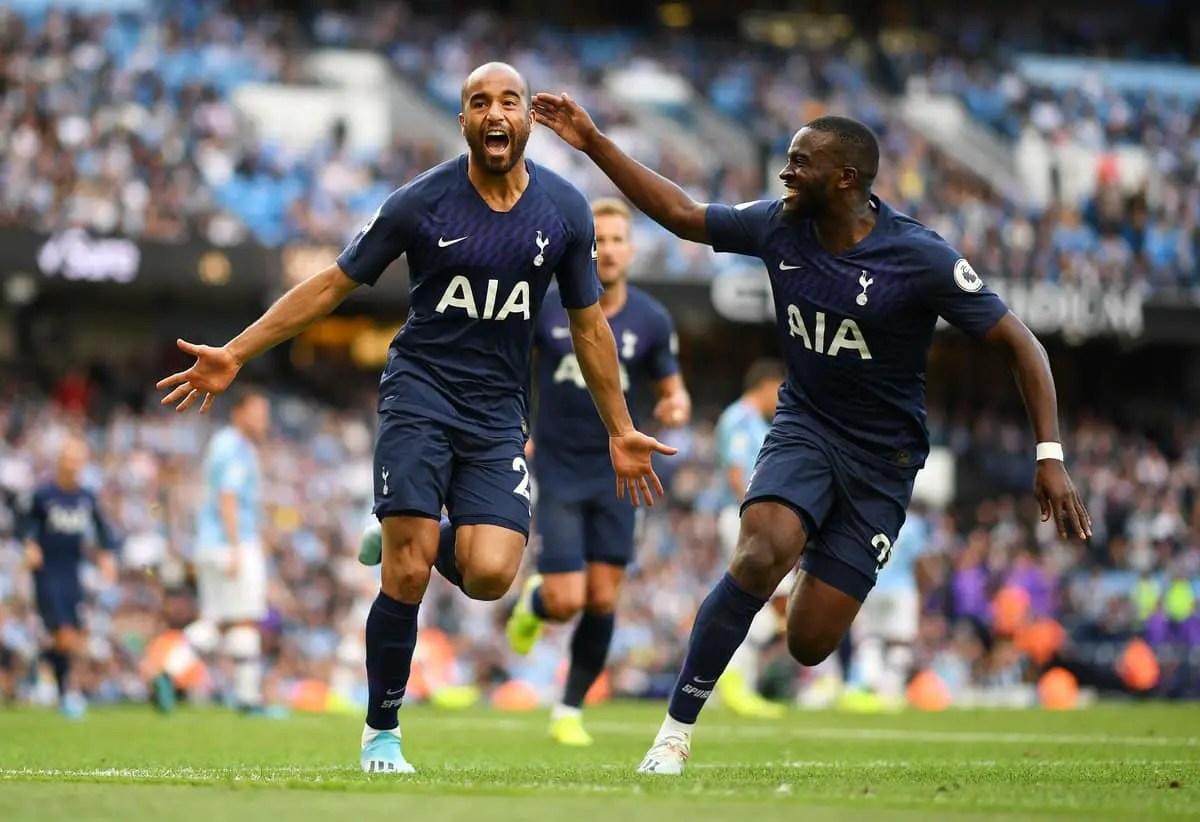 Man City 2-2 Tottenham – Highlights and Goals (Video)