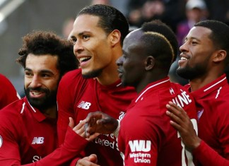 Liverpool FIFA 20 Player Ratings