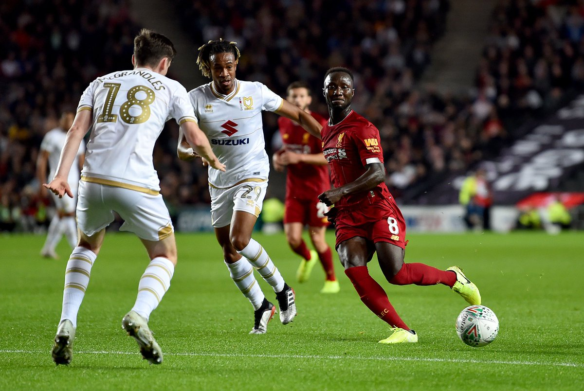 MK Dons 0-2 Liverpool – As it happened & reaction