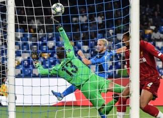 Liverpool vs Napoli Highlights