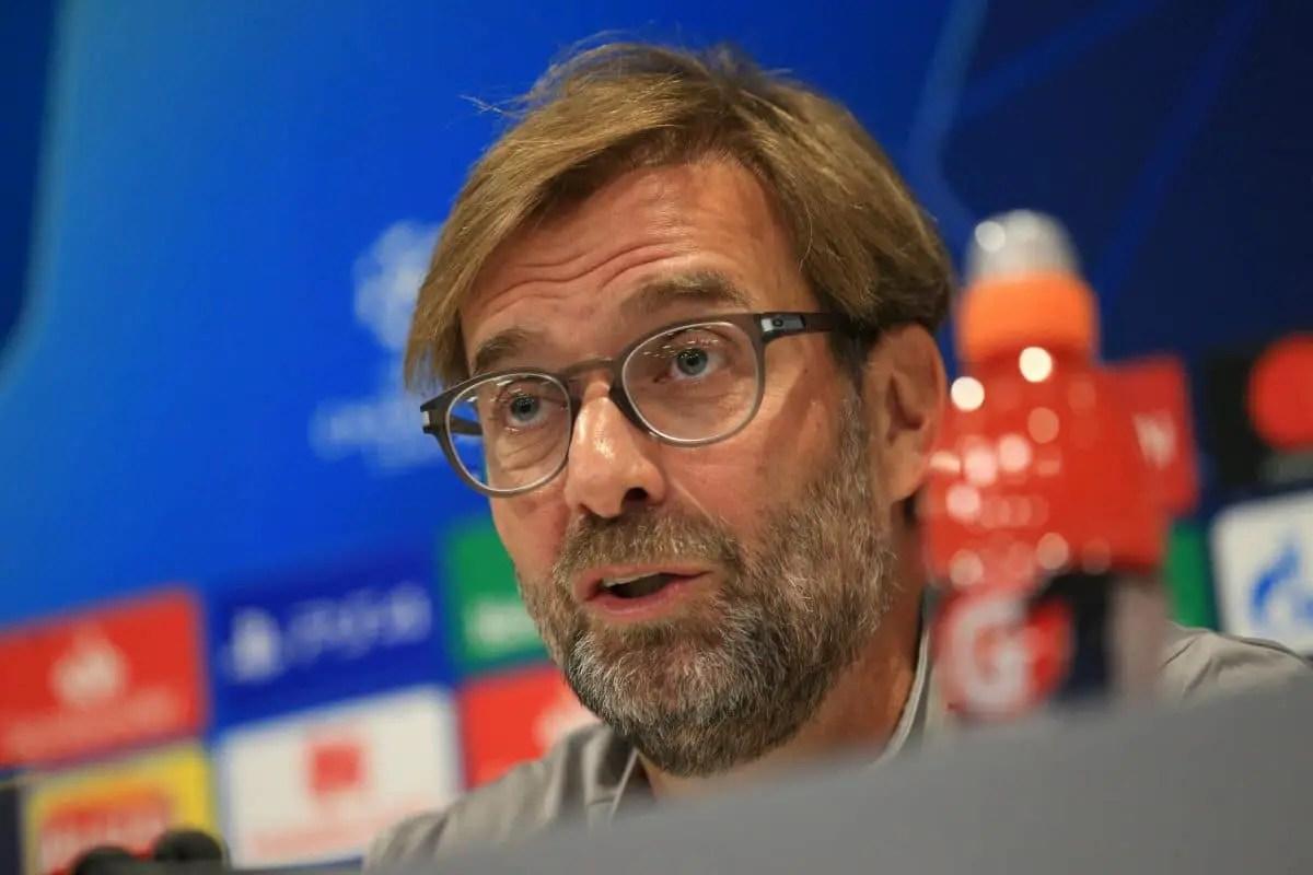 Watch: Jurgen Klopp's pre-match press conference – Genk vs Liverpool