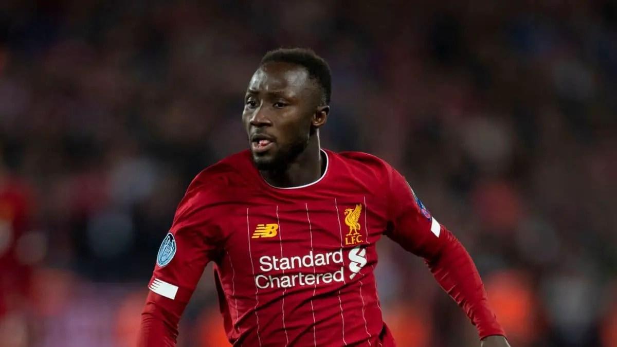 Confirmed Liverpool lineup vs Genk – Reds make five changes