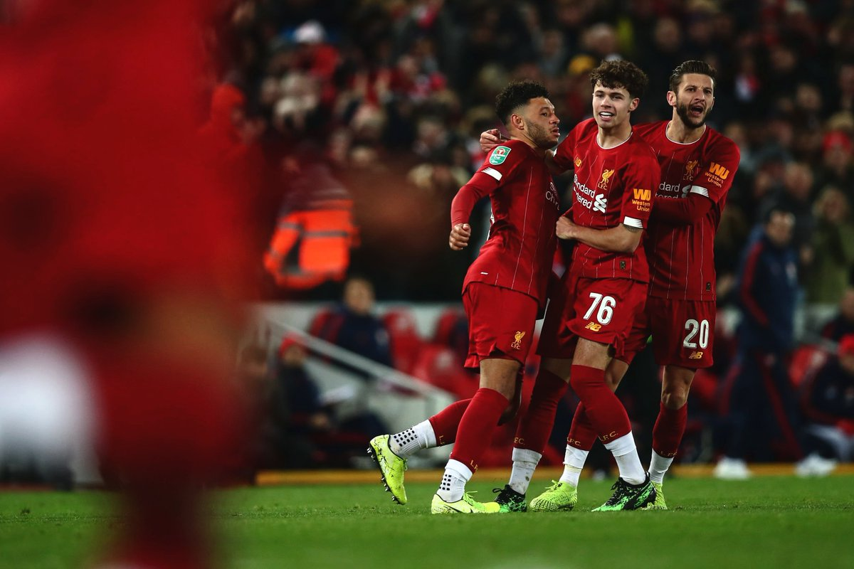Liverpool 5-5 Arsenal (5-4 pens) – As it happened & reaction
