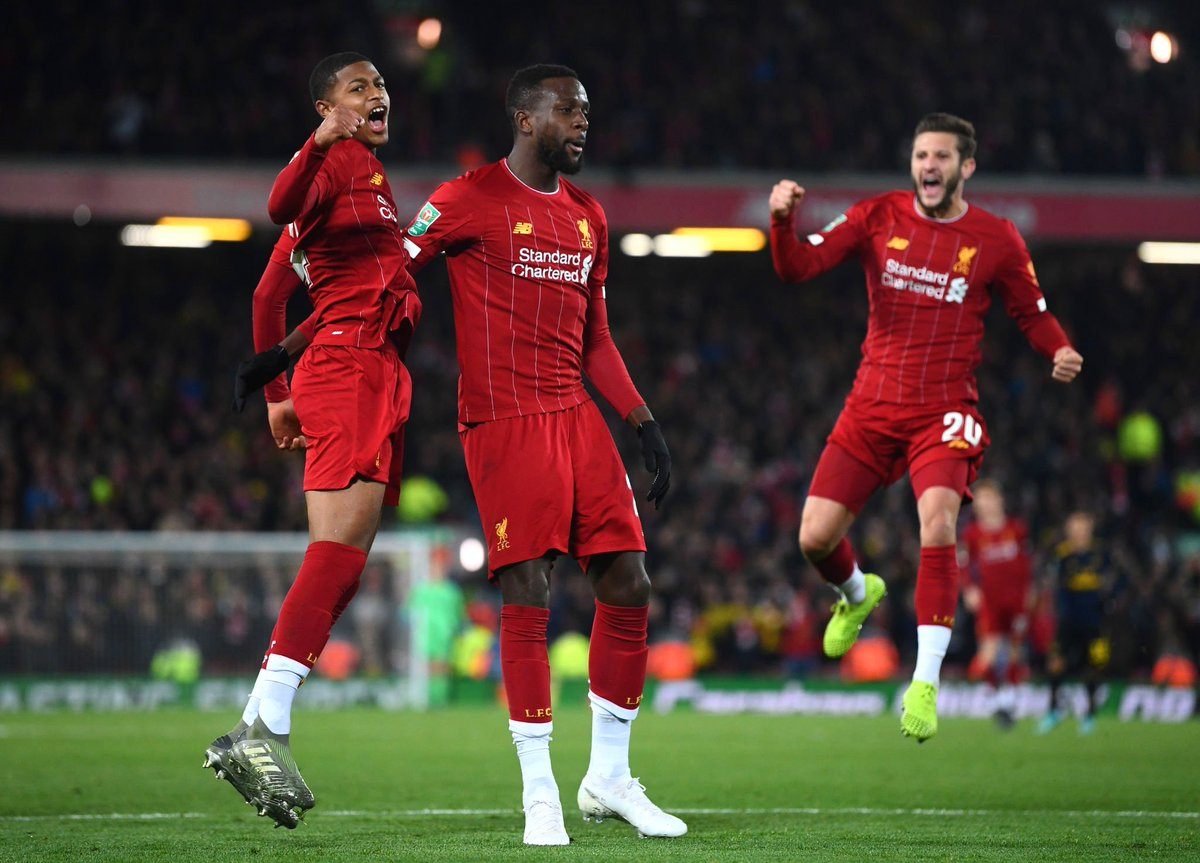 Liverpool 5-5 Arsenal – Highlights and Goals (Video)