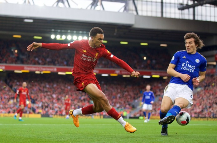 Liverpool vs Leicester Highlights