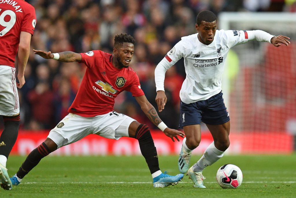 Manchester United 1-1 Liverpool – As it happened & reaction