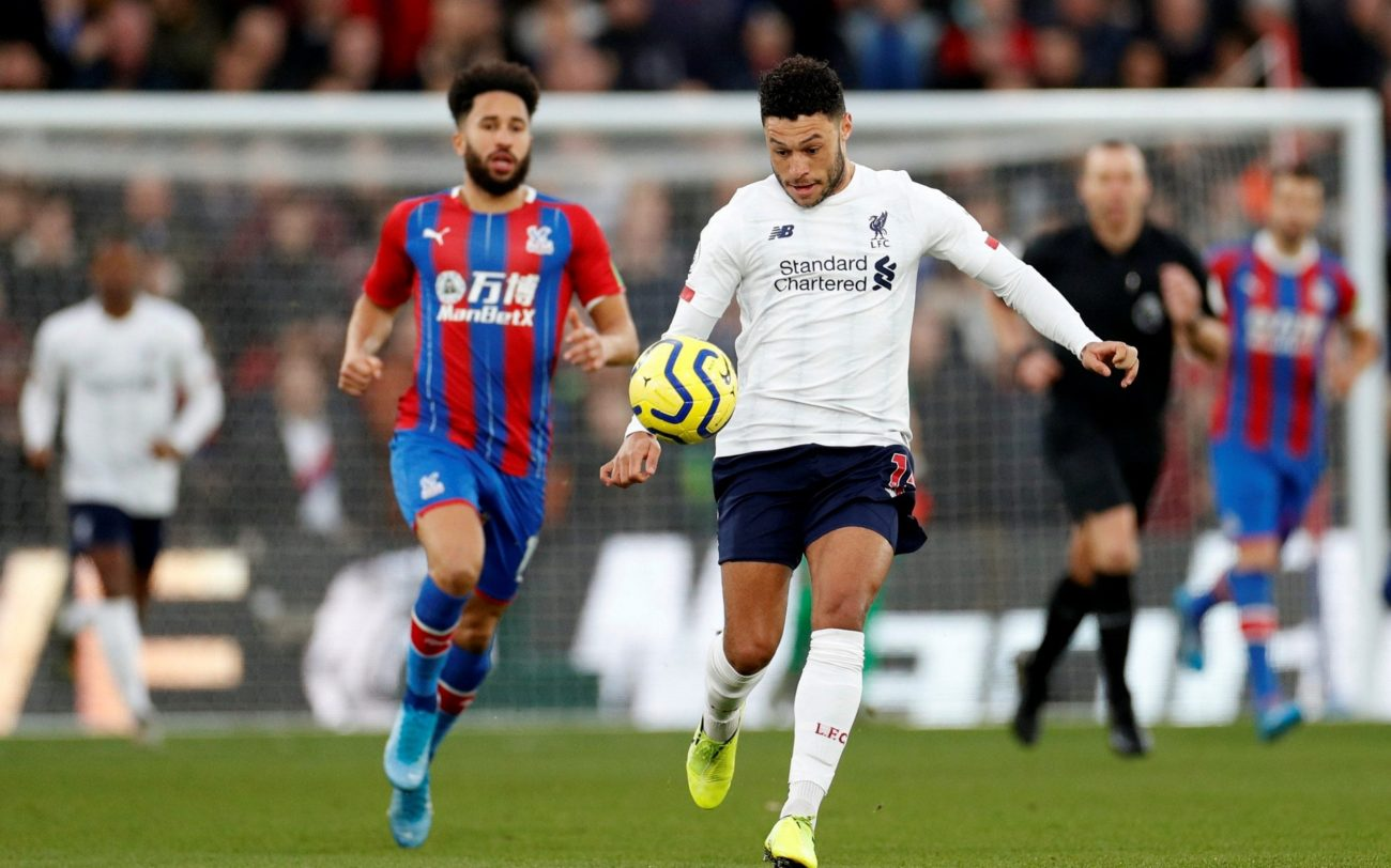 Crystal Palace 1-2 Liverpool – As it happened & reaction