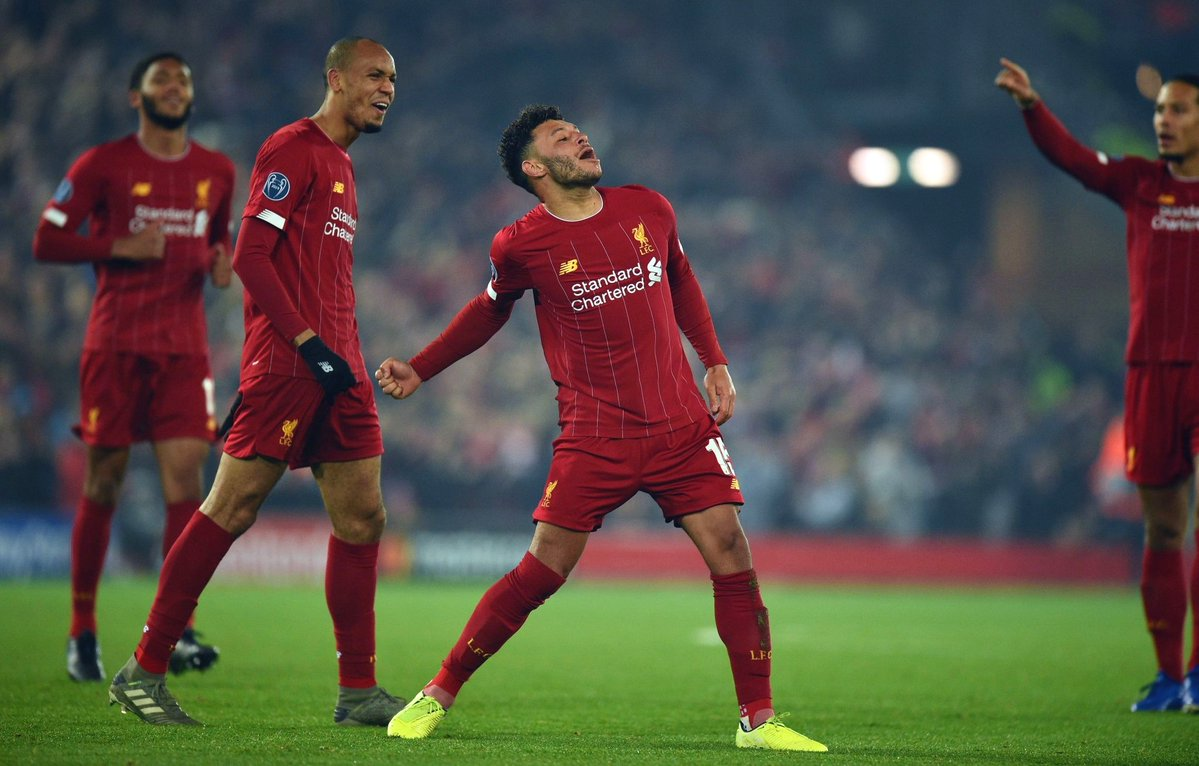 The best snaps from Anfield as Liverpool beat Genk to lead Group E