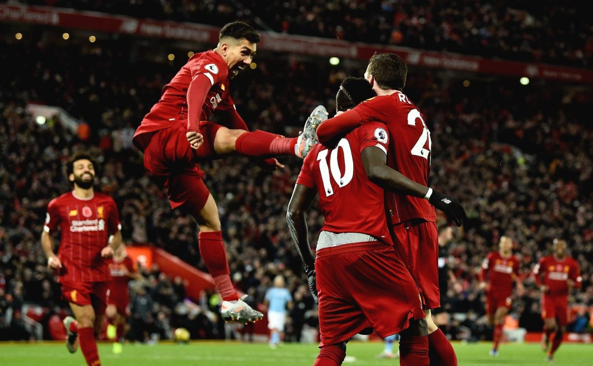All the best snaps as Liverpool make statement with 3-1 Man City win