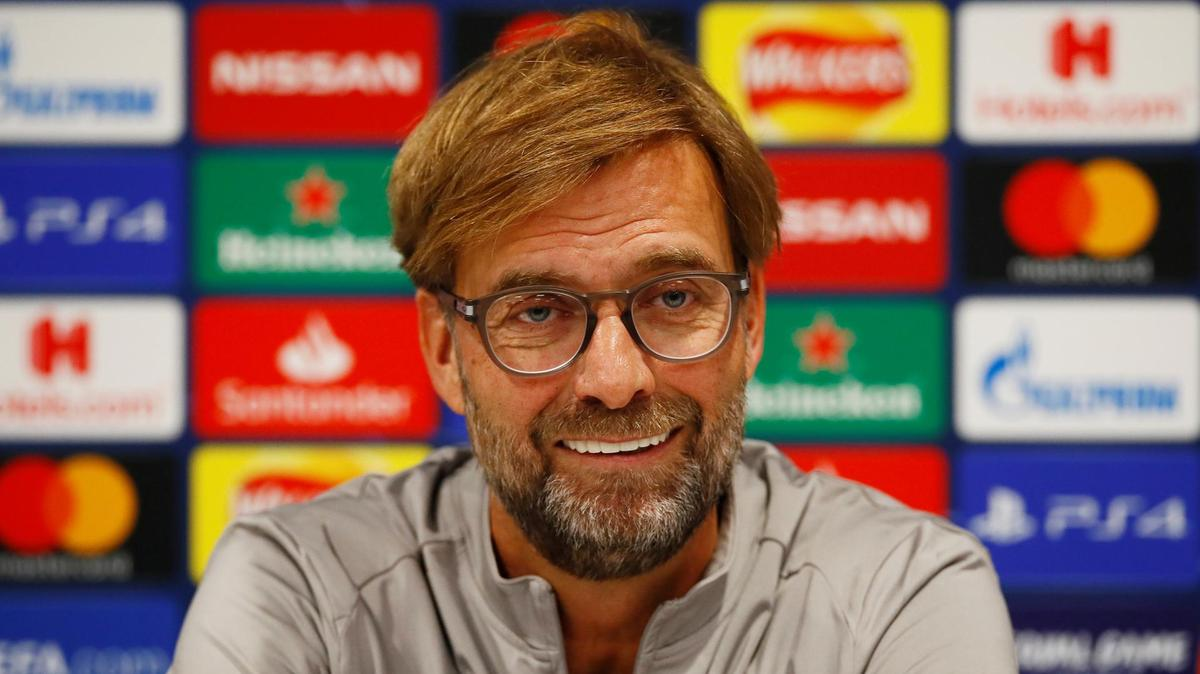 Watch: Jurgen Klopp's pre-match press conference – Salzburg vs Liverpool