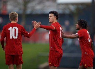 Liverpool U19 vs Napoli U19 Highlights