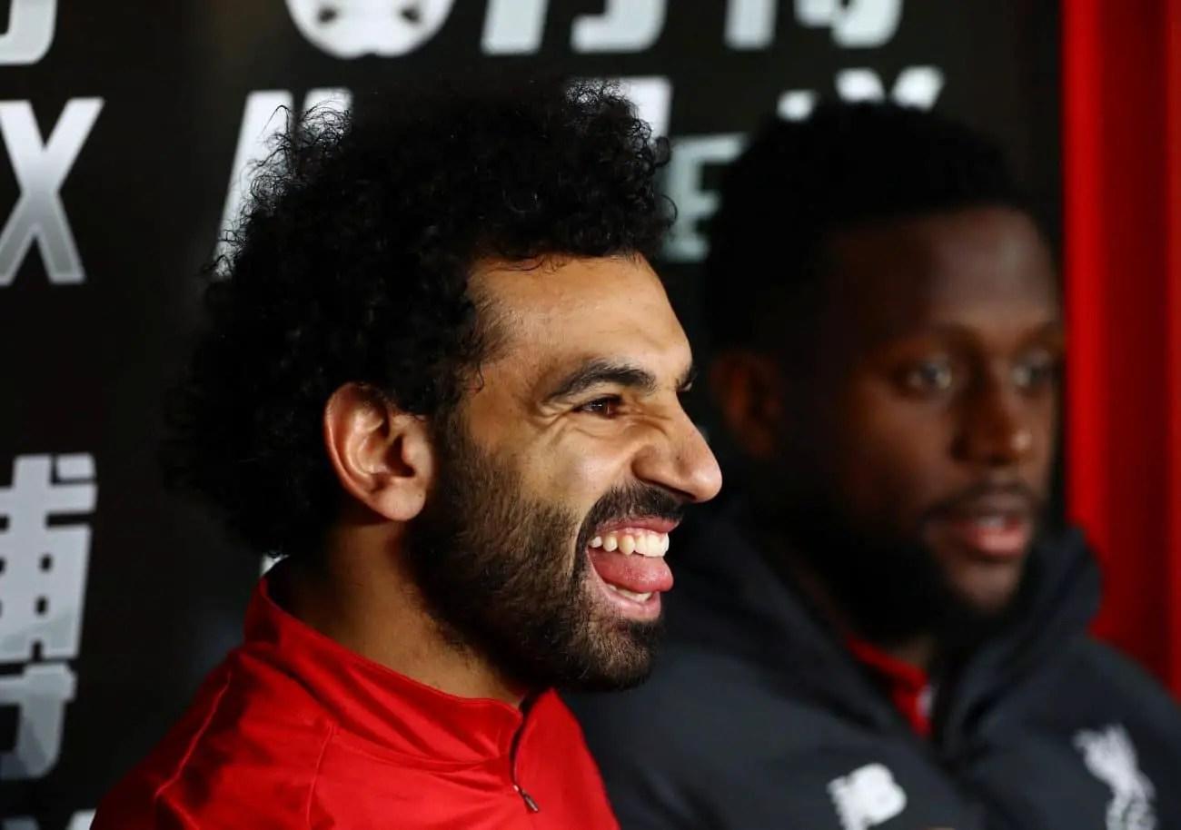 """Klopp confirms Mohamed Salah """"will be back"""" against Napoli"""