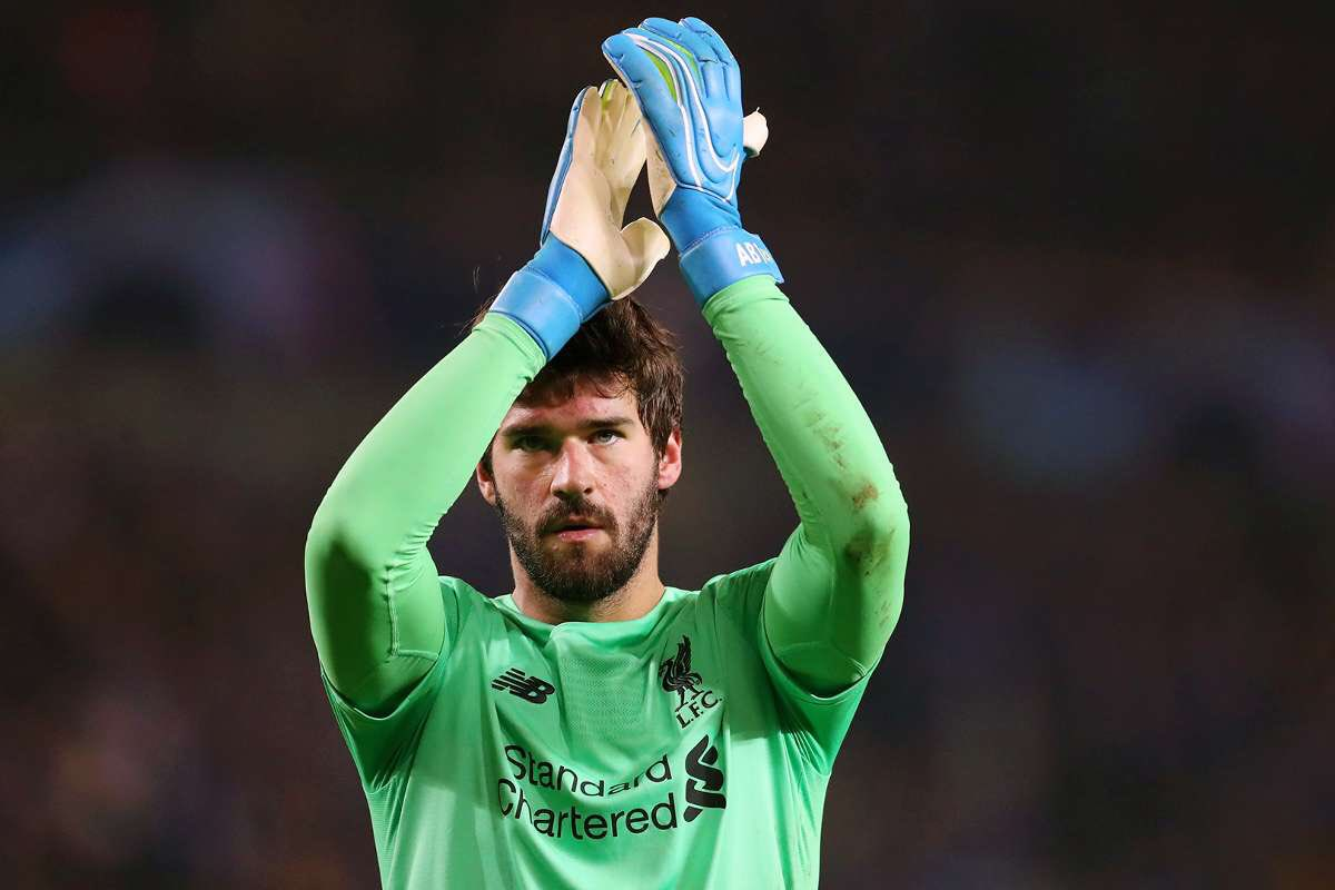 "Jurgen Klopp hails Alisson for ""decisive"" saves to help Liverpool beat Monterrey"