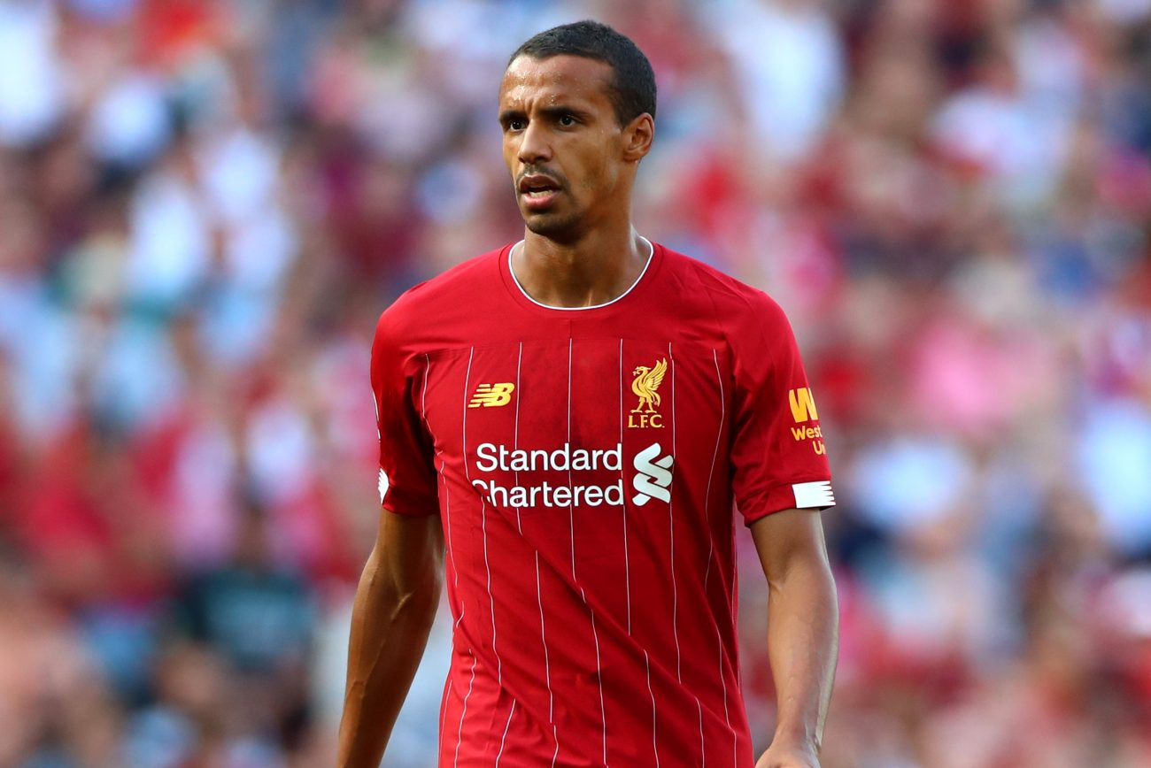 "Liverpool to remain without injured Joel Matip ""for a while"""