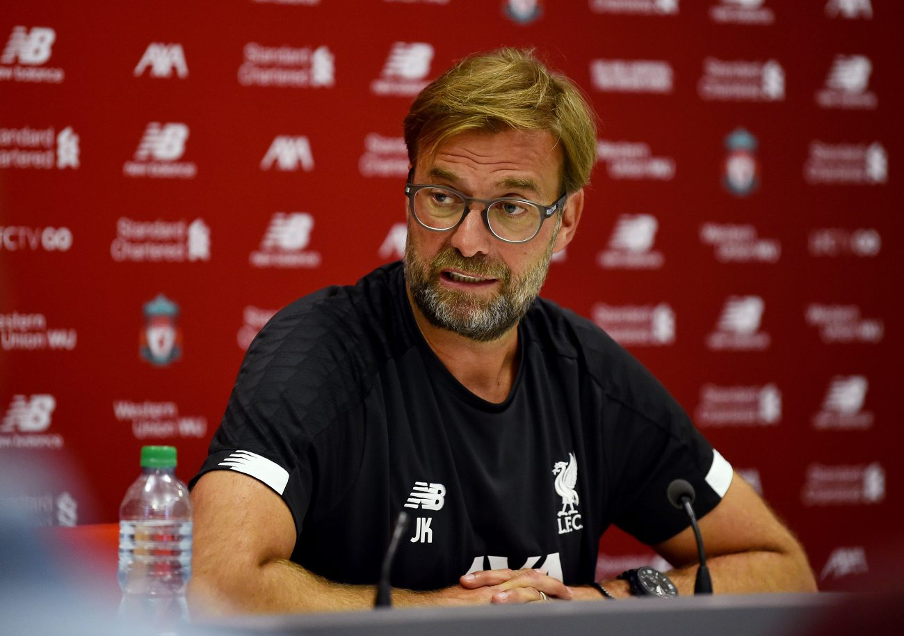 Watch: Jurgen Klopp's pre-match presser – Liverpool vs Watford