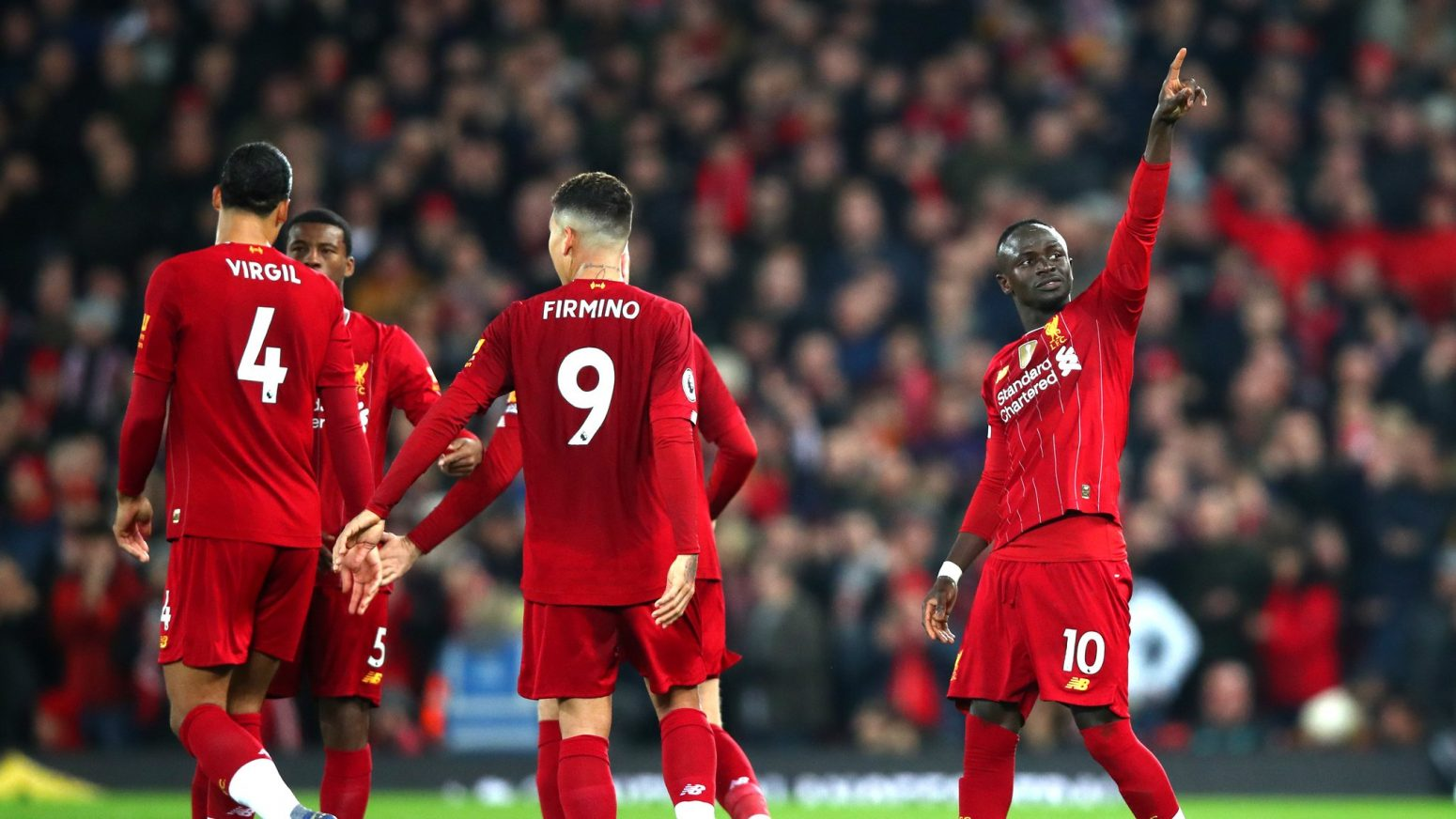 All the best photos as Liverpool beat Wolves to wrap up successful 2019