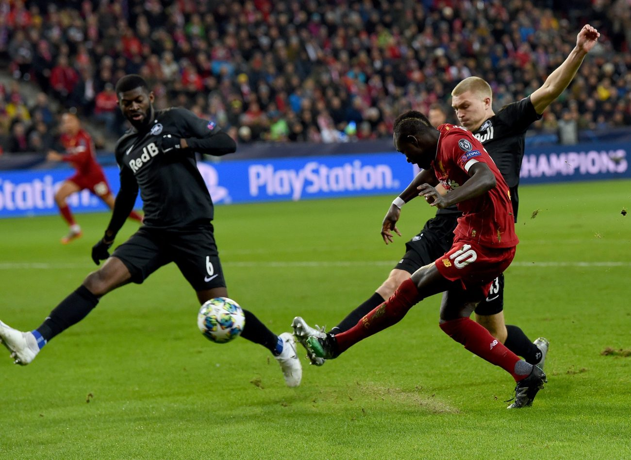 Salzburg 0-2 Liverpool – As it happened & reaction