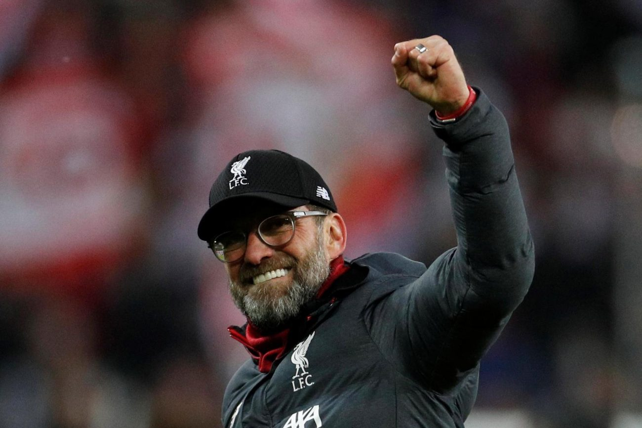Jurgen Klopp delighted with his side as Liverpool progress to knockout stages