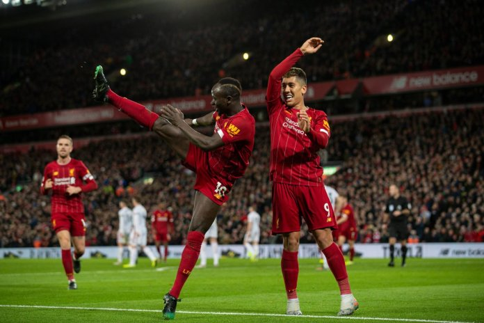Firmino and Mane
