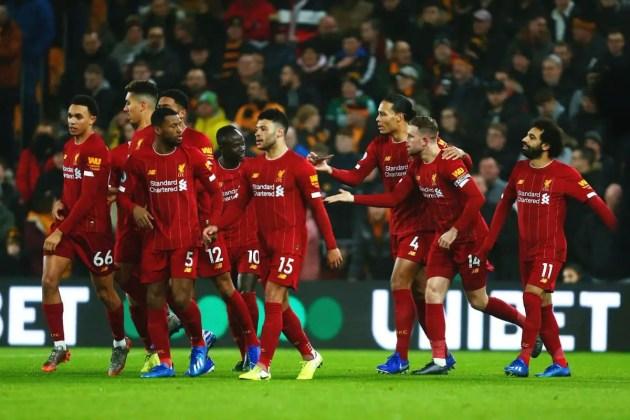 Liverpool First Team