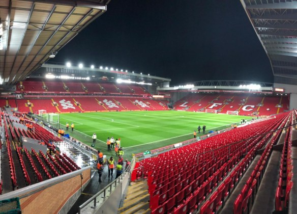 Liverpool vs Sheffield United Stream