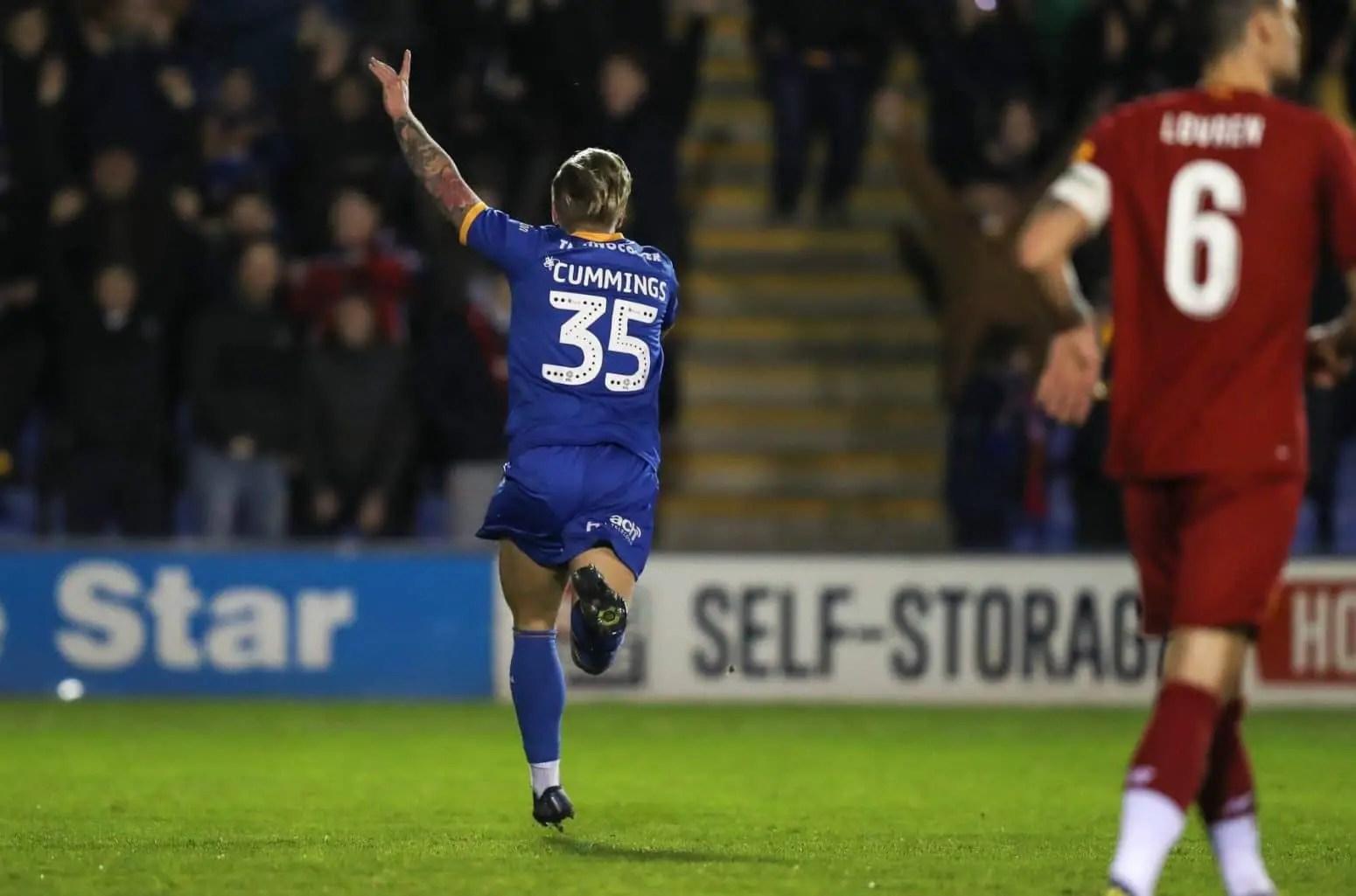 Shrewsbury 2-2 Liverpool – Highlights and Goals (Video)