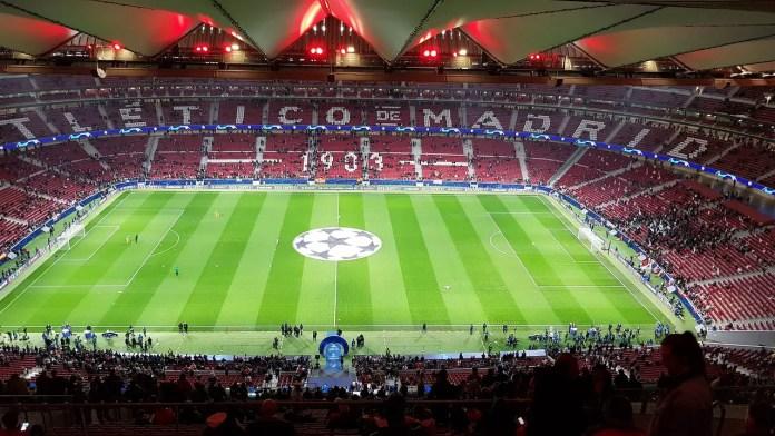 Atletico Madrid vs Liverpool Stream