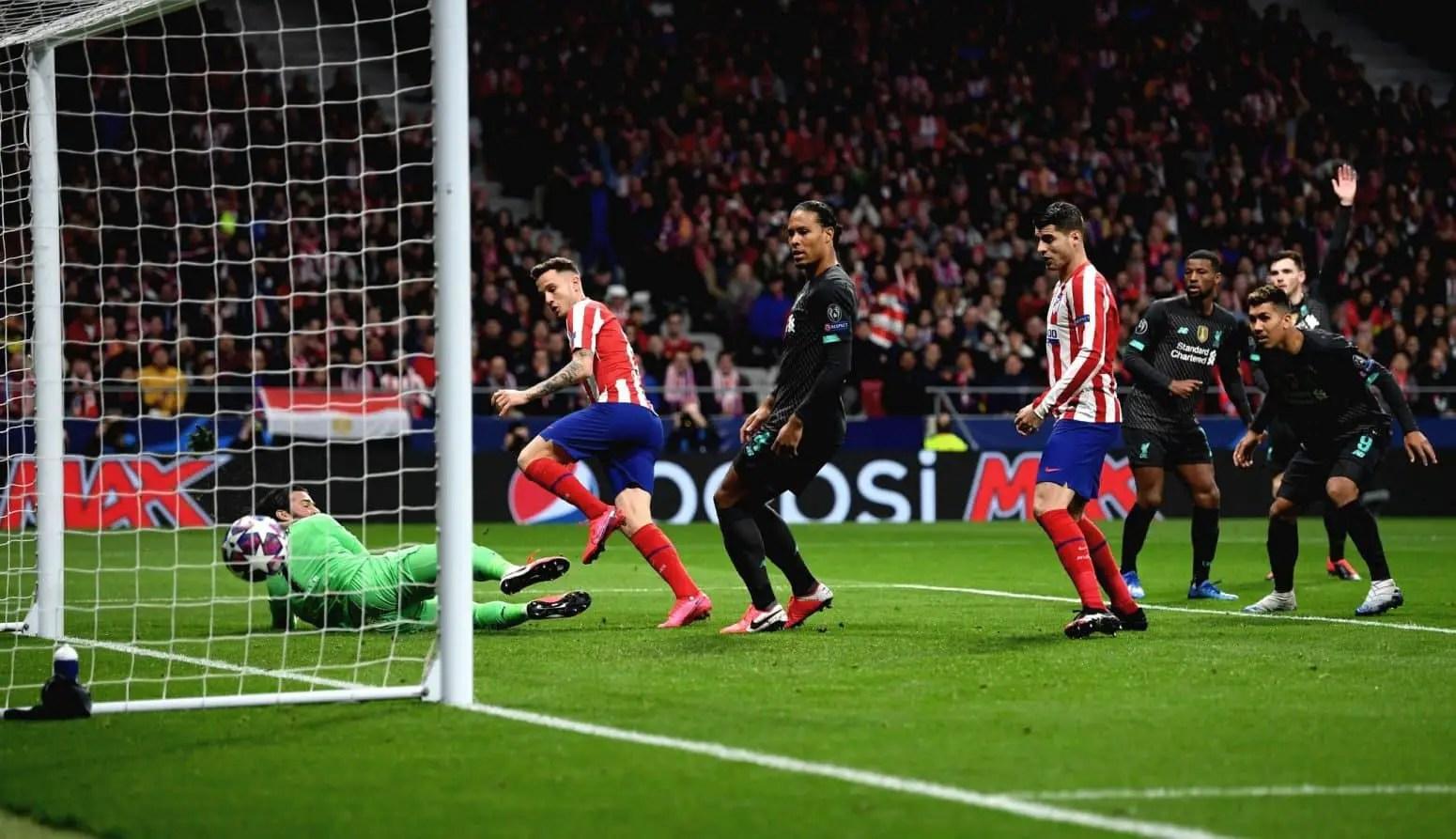 Atletico Madrid 1-0 Liverpool – Highlights (Video)