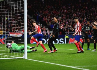 Atletico vs Liverpool Highlights