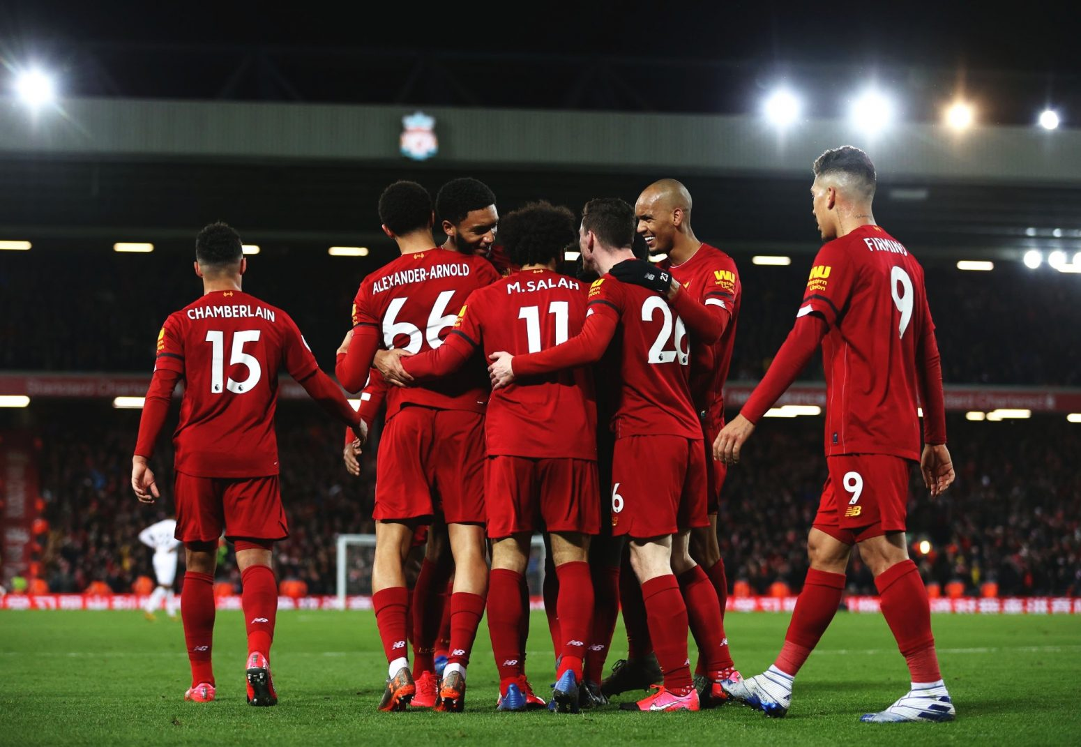The best photos as Liverpool's mentality monsters strike against West Ham at Anfield